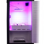 LED Grow Light box 148x148 Dual Threat   Bud Buddy Starter with Mother Center Tent    from Hydroponics Group