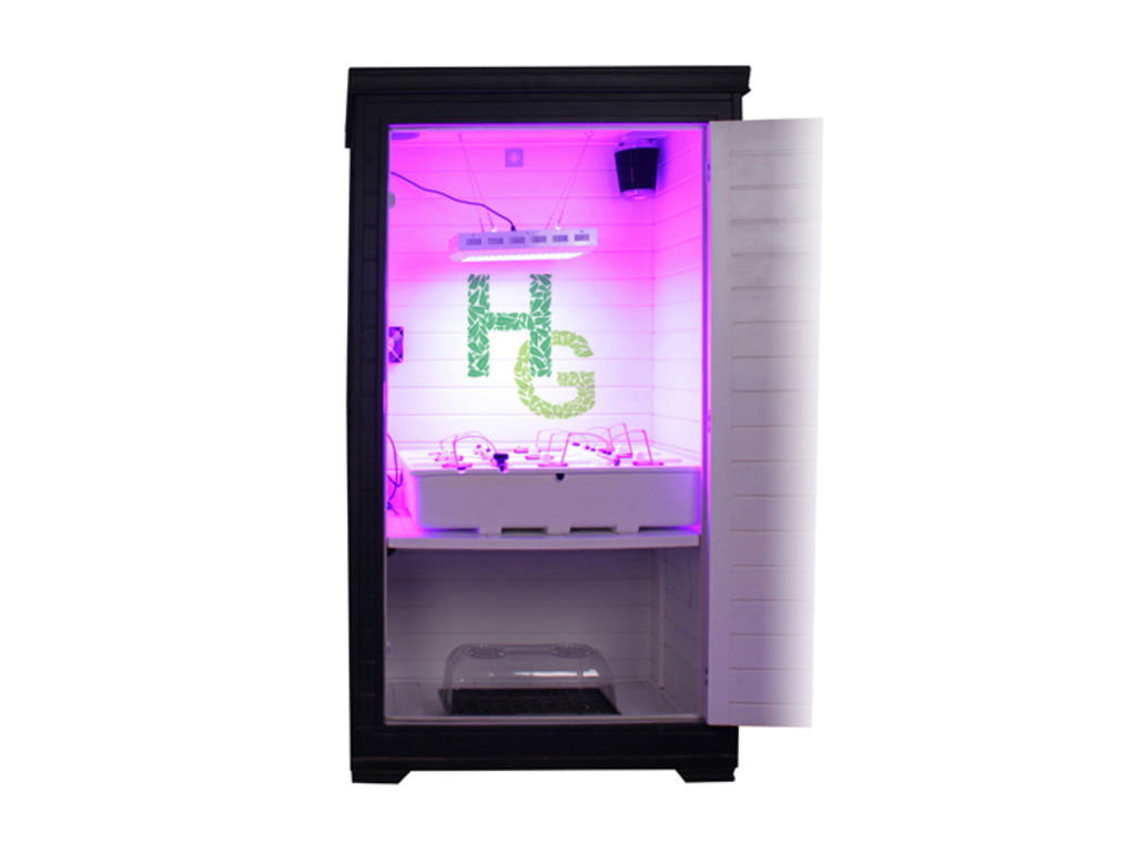 bud buddy led grow box led grow boxes from hydroponics group. Black Bedroom Furniture Sets. Home Design Ideas