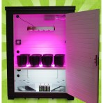 The Grow Daddy Hydroponic Grow Box