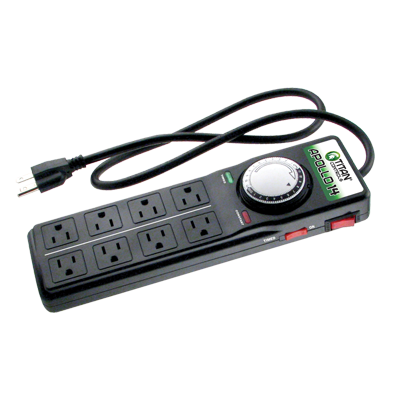 Surge Protector / Timer Combo