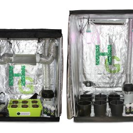 Grow Daddy Dual Grow System Grow Boxes From Hydroponics