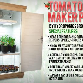 The Tomato Maker Pro