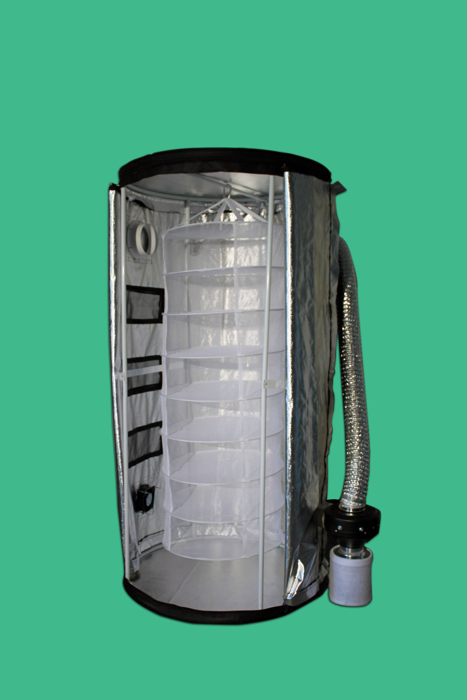 Grow Tube Hydroponic Starter Kit From Hydroponics Group